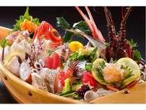 【ふっこう割期間限定】「アワビ・伊勢海老・金目鯛」房総美食特別プラン