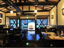 レストラン樅の木亭