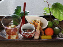 樅の木亭 前菜