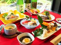 レストラン樅の木亭 夕食