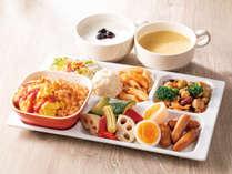◆彩り豊かな朝食サービス◆無料でご利用いただけます♪※イメージ