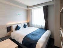 【クイーンエコノミー】ベッド幅160cm◆コーヒーメーカー設置◆体にやさしい「眠リッチ」採用