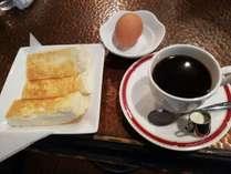 白木屋さん朝食