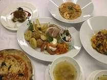 【ファミリー】家族でわいわい・大皿料理でワイワイ・お子様添い寝ならとってもお得なプラン~2食付~