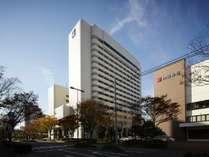 アリストンホテル神戸の全景