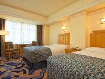 ディズニーアンバサダーホテルのスタンダードな客室(一例)
