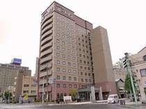 JR函館本線 旭川駅より 徒歩約5分 『ホテルルートイン旭川駅前』