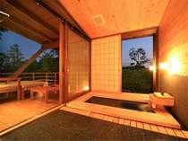 洋風スイートルームお風呂