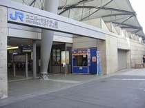 ユニバーサルシティ駅から徒歩スグなので、どこへ行くのも楽々アクセス。
