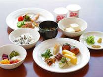 和食派の方にもご満足いただけるメニューをご用意しております。