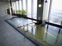 31階天然展望温泉(有料)◆効能:健康増進、神経痛、筋肉痛、冷え性、美肌、疲労回復