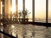 31階天然展望温泉 ※プランに含まれていない場合別途料金要