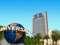 大阪初、31階天然展望温泉(有料)のあるホテル。駅直結&USJへも徒歩スグ。