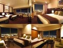 【高層階タワーグランデ】の中で、客室タイプはホテルにおまかせ
