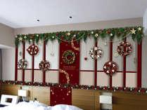 【室数限定】HAPPY CHRISTMAS FOREVER★彡クリスマスルームで特別な一日を<朝食付>