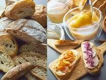~6/30まで。期間限定!パンコーディネーター森まゆみがセレクトした美味しいパンを楽しむシアワセな朝食。