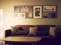 身近なアートが心を癒やすホテルステイというリセット時間。