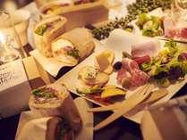 「ナイトピクニック」料理イメージ
