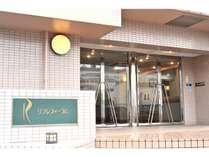 リフレフォーラム外観都営新宿線東大島駅より徒歩徒歩6分二種類のサウナと大浴場完備!