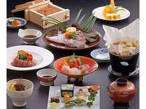 【2食付スタンダード】★おまかせ夕食!本格的なご夕食に満足