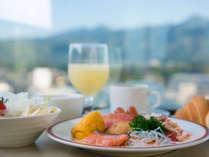 【一泊朝食付き】心地よい朝の目覚めと人気の朝食で一日の元気をお手伝い☆