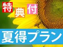 【 夏休み限定 】夏得DEナットク!うるおって爽快サマープラン♪2016(朝食付き)