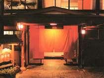 *湯田中温泉街に佇む宿…寛ぎの一時をお過ごし下さい。
