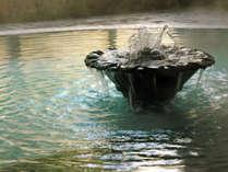 *24時間ご利用頂ける、湯田中温泉かけ流しの湯