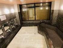 女性大浴場浴室1