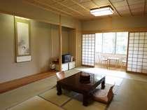 全室ゆったり和室でお寛ぎ下さい*お部屋のご指定はできかねます。