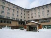 冬の志賀パークホテル