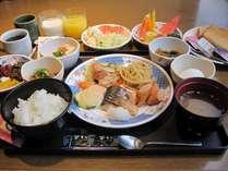朝食バイキングのイメージ