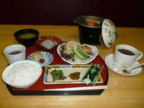 ≪朝食付≫朝風呂&和朝食で元気に1日をスタート