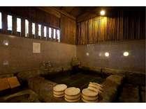 温泉棟、浴場。トロトロ美人の湯をご堪能ください!