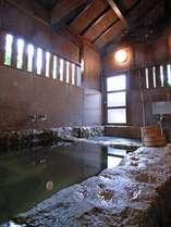 温泉棟、浴場トロトロ美人の湯をご堪能ください!