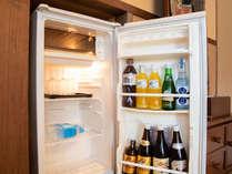 *【部屋】お部屋の冷蔵庫には、ドリンクをご用意しております(有料)
