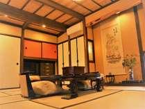 ☆【離れ・客室】庵間贅沢で、ゆっくりと流れる時間をお楽しみ下さい。