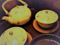 ☆【各お部屋】お茶セットとポット御座います。