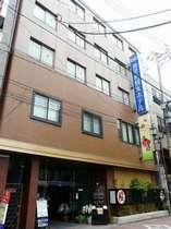 ビジネスセンター鹿児島観光ホテル
