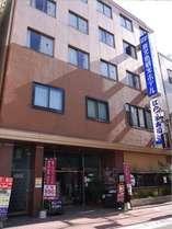 ビジネスセンター 鹿児島観光ホテル (鹿児島県)