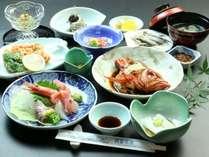 【基本】旬の地魚おまかせコース