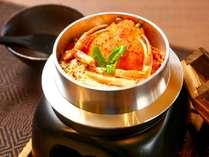 セイコガニの蟹飯