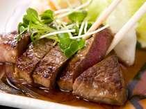 【松阪牛ステーキ付会席】サーロインをフィレへとグレードアップ!!思わず『うまい!!』と声が出る★