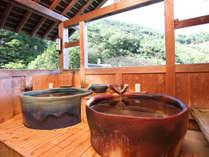 *【女性露天風呂】2015年3月にリニューアル!ゆっくり歴史ある名湯をお楽しみ下さい