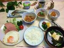 評判の良い朝食