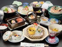 *【夕食一例】料理長おすすめコース
