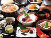 「エーッ!?このお値段で、この料理!?」と、大人気の薩摩会席プラン。