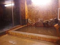 *【温泉】吉野温泉の中で唯一の自家源泉で、100%源泉かけ流しです。