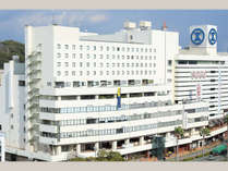 スマイルホテル徳島:外観