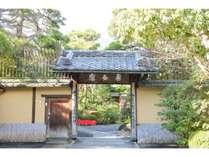 南禅寺畔の料理宿「菊水」